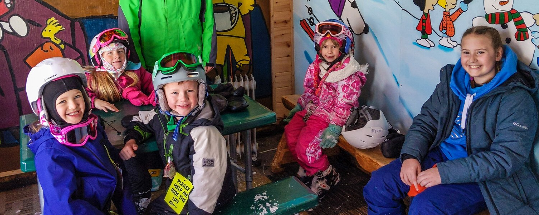 Kids room in Lodge