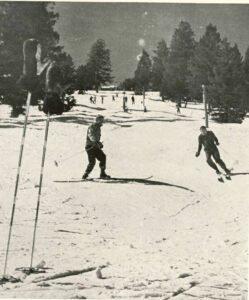 Early Ski club