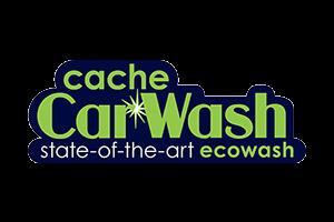 Cache Car Wash logo