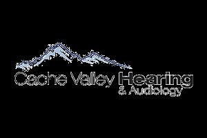 Cache Valley Hearing logo