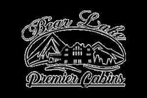 Bear Lake Premier Cabins logo
