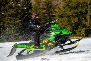 Snowmobile Racer