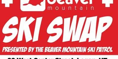 Ski Swap Poster Banner